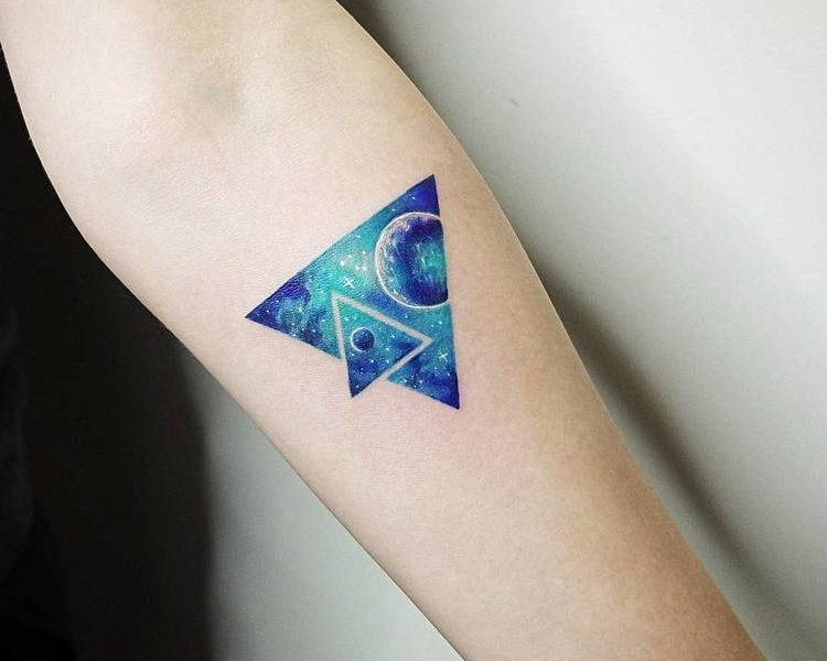 50 Beautiful Graphic Tattoo Designs by Vitaly Kazantsev