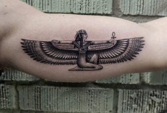 44 Timeless and Meaningful Egyptian Tattoo Designs