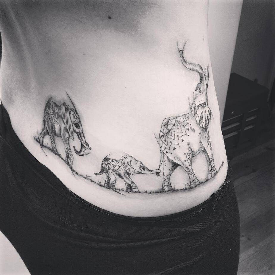 Elephant Tattoo by susboom_tattoo