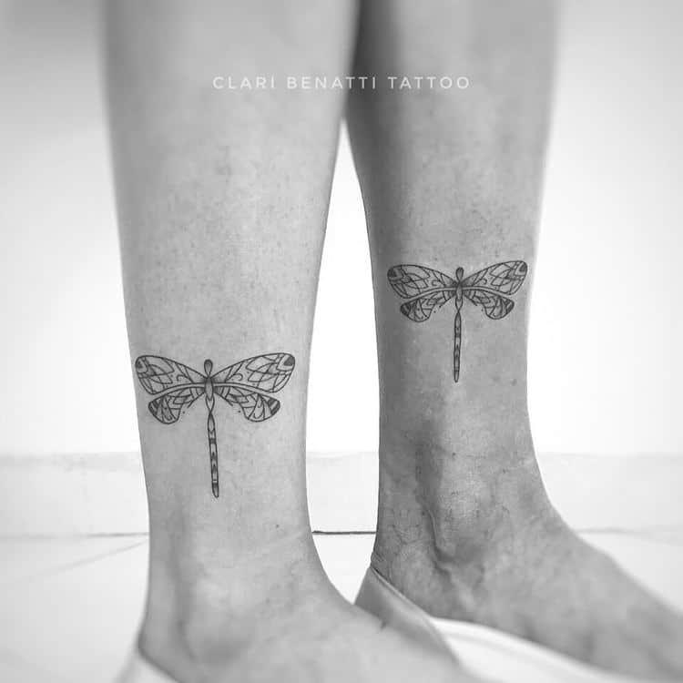 40 Beautiful Ornamental Tattoo Designs by Clari Benatti
