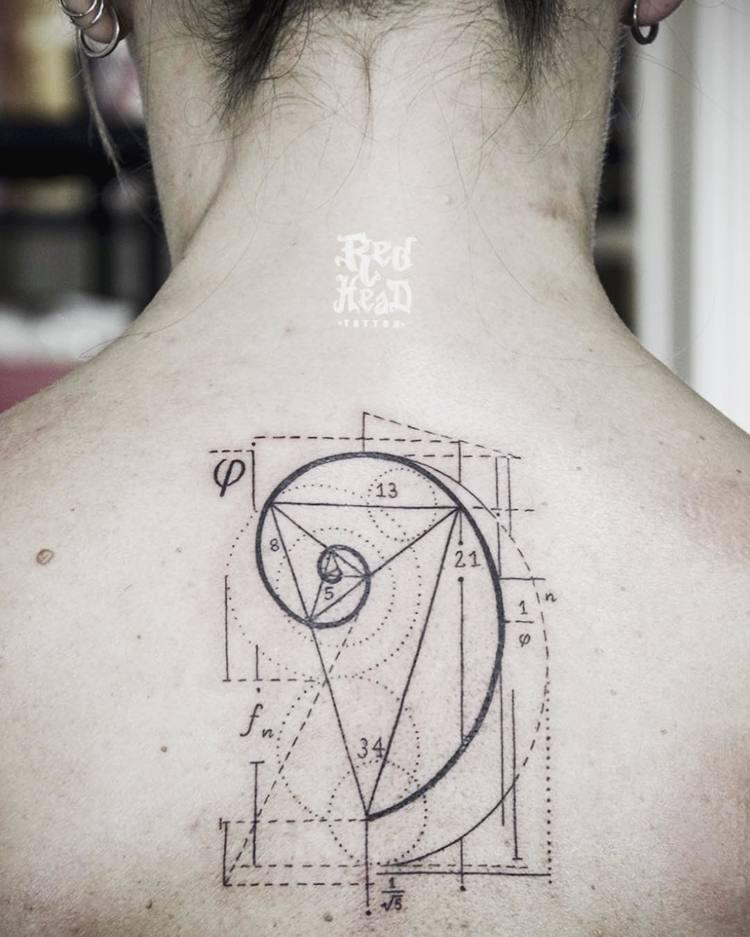 Fibonacci Tattoo by red_head_tattoo