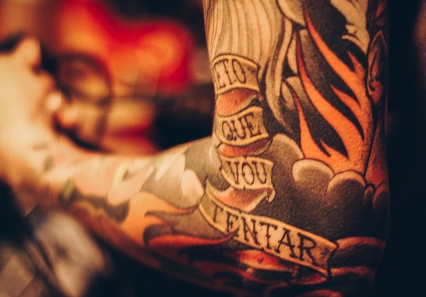 Can tattoos fade?